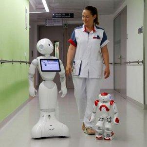 robots Reuters Francois Lenoir