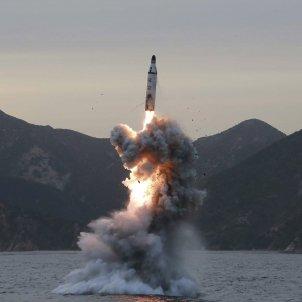 corea del nord missil Hawaii efe