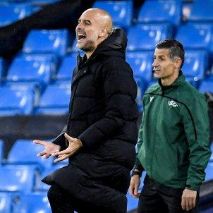 Pep Guardiola queja Manchester City EFE