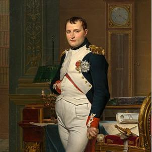 Mor Napoleó Bonaparte, emperador dels francesos i dels catalans. Font National Gallery of Art. Londres