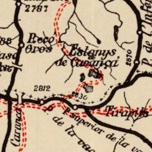 Mapes Institut Cartogràfic de Catalunya