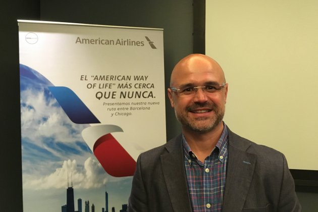 American Airlines VC