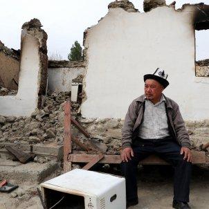 Tadjikistan Kirguizistan efe