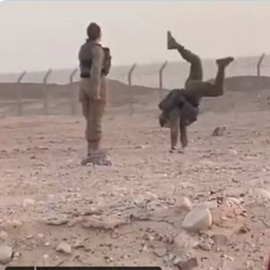 Frontera Israel Egipte Kan TV