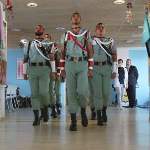 legionaris hospital malaga
