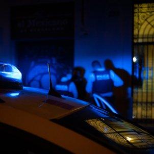 EuropaPress / dispositivo nocturno mossos desquadra