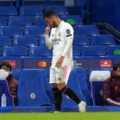 Hazard Real Madrid Europa Press