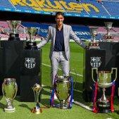 Luis Suárez copas títulos Barça / FC Barcelona