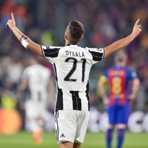 Dybala Juventus Barça EFE