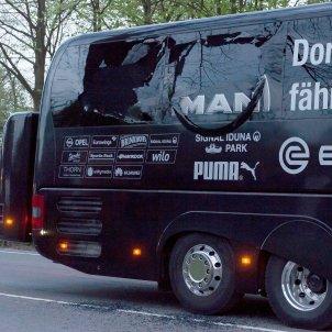 autobus dortmund explosio efe