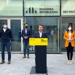 Aragonès Govern Executiva / M. Fernandez