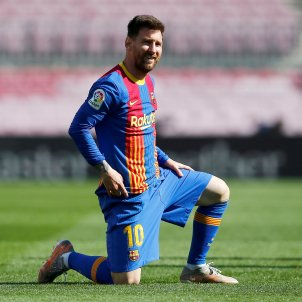 Barça Atlético Madrid Messi / EFE