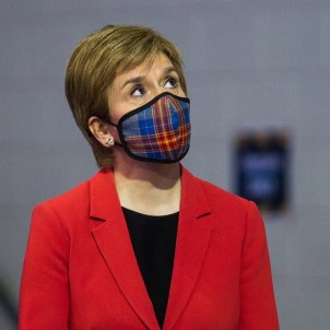 Nicola Sturgeon SNP elecciones Escocia / EFE