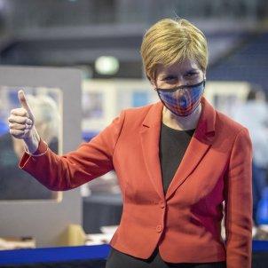EuropaPress Nicola Sturgeon SNP elecciones Escocia
