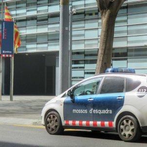 comissaria les corts @mossos