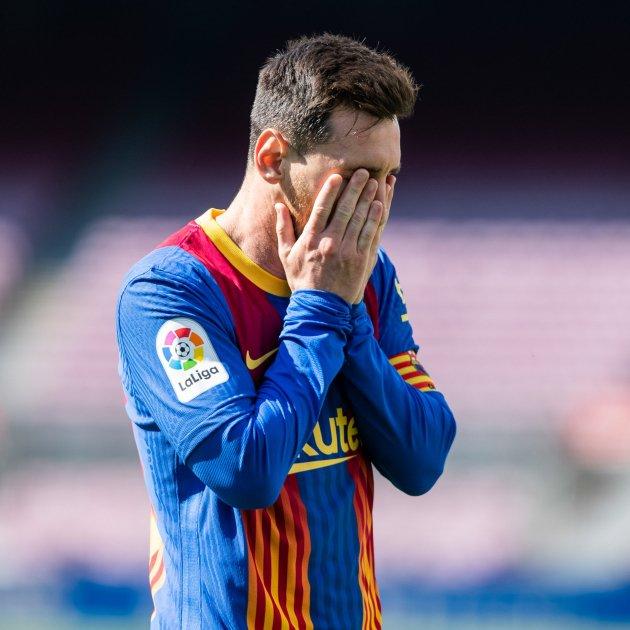 Messi más argentino que nunca