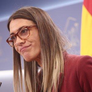 EuropaPress / portavoz junts miriam nogueras interviene rueda prensa anterior junta