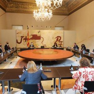 Reunio Consell Executiu 11 mais 2021 Ruben Moreno