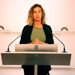 Laia Estrada CUP Parlament - ACN
