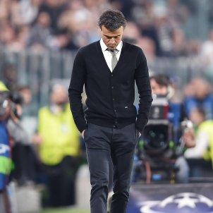 Luis Enrique Barça Juventus Champions League Efe