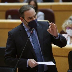 Ministro transportes José Luis Ábalos - Efe