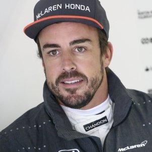 Fernando Alonso Fórmula 1 Efe