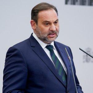 Ministro transportes gobierno jose luis abalos - A. Pérez Meca / Europa Press