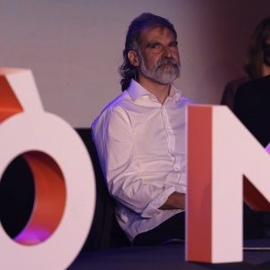 Jordi Cuixart Omnium - Sergi Alcàzar