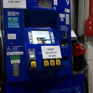 gasolinera estados  unidos EFE