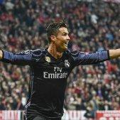 Cristiano Ronaldo Reial Madrid Bayern de Munic Champions League Efe