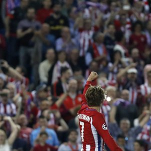 Griezmann Atlètic de Madrid Champions League Efe