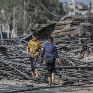 EuropaPress palestina gaza israel