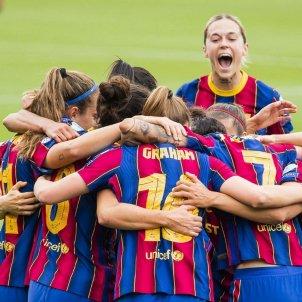 Barça femenino celebracion FC BARCELONA