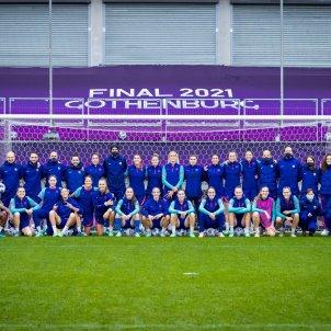 Barca femeni Goteborg FC Barcelona