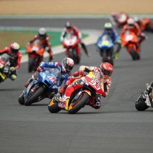 Marc Marquez Le Mans MotoGP EFE