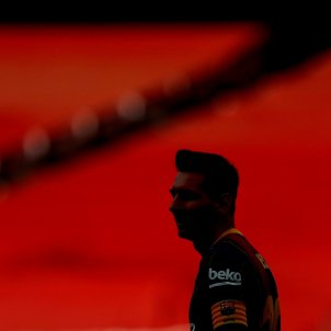 Barça Celta Messi EFE
