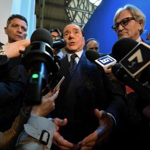 Silvio Berlusconi Milan EFE