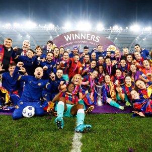 Barca femenino final Womens Champions League FC Barcelona
