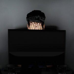 Estrés ordenador