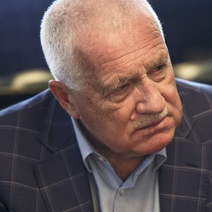 Vaclav klaus - Sergi Alcàzar