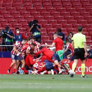 Atletico de Madrid celebracion Osasuna Europa Press