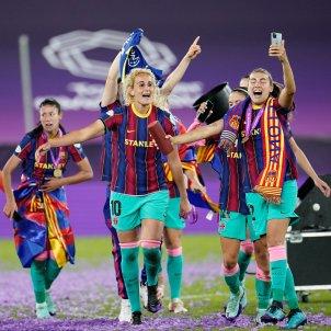 Barça Chelsea femenino EFE