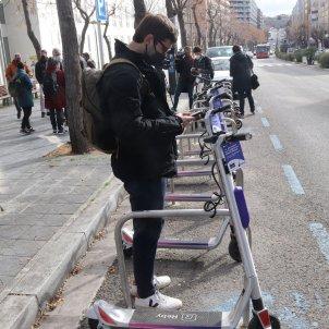 patinete electrico empresa alquiler tarragona / ACN