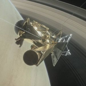 NASA sonda Cassini