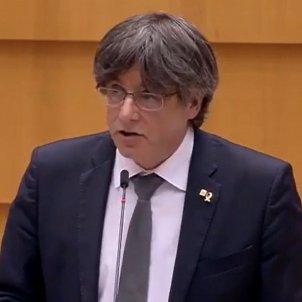 Puigdemont Parlamento Europeo
