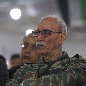 EuropaPress 3430056 brahim gali presidente rasd secretario general frente polisario