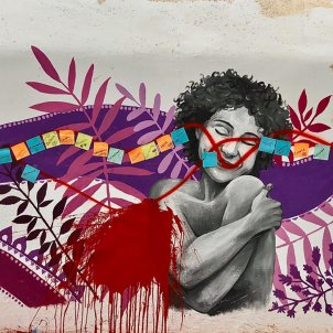 Mural Marta Bellvehi