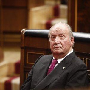 Rey Juan Carlos Europa Press