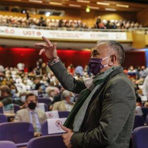 Secretario general ugt pepe alvarez apertura 43 congreso UGT - Rober Solsona / Europa Press