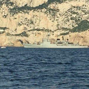 Gibraltar barco espanyol 20170413